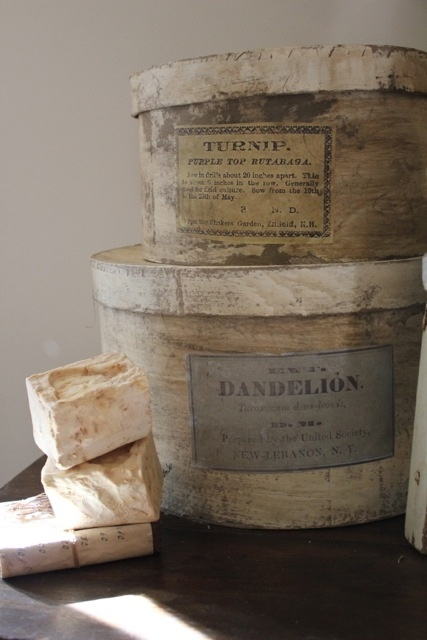 Old Hat Boxes