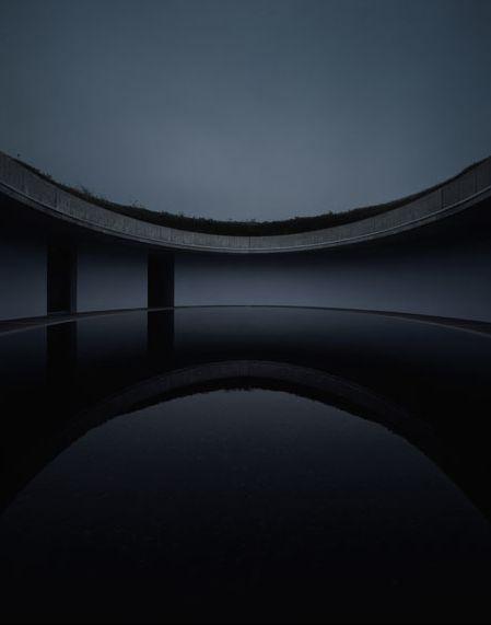 Naoshima Contemporary Art Museum by Tadao Ando _
