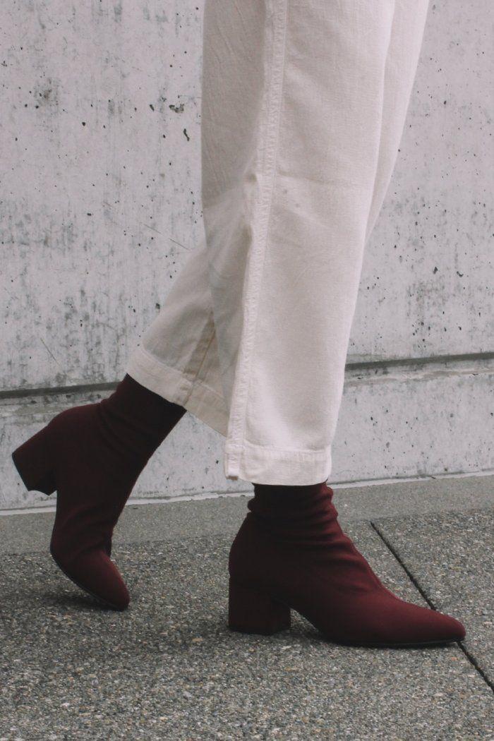 2c7a3b9c1056 Mya stretch ankle boot