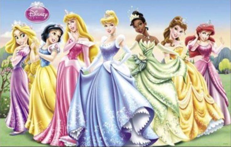 disney princess puzzles by chausseeca.deviantart.com on @deviantART
