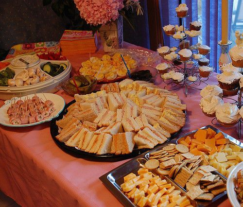 Easy Finger Foods For Bridal Shower Ideas And Food Recipes