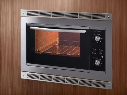 Forno de Embutir Elétrico Fogatti F450 Inox 45L - Timer com as melhores condições você encontra no Magazine Tradelux. Confira!