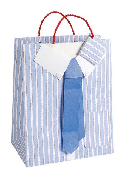 Bag - Shirt and tie