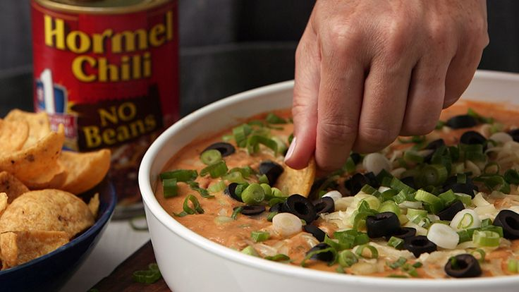 Super Delicious (and Easy!) Chili Bean Dip