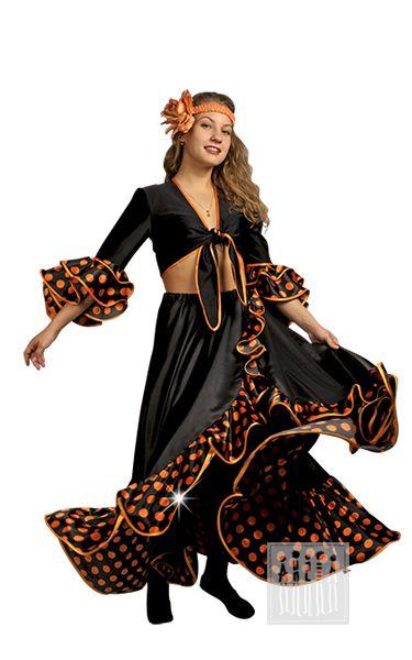 Карнавальный костюм Испанский - женский костюм Женский испанский костюм. Купить…