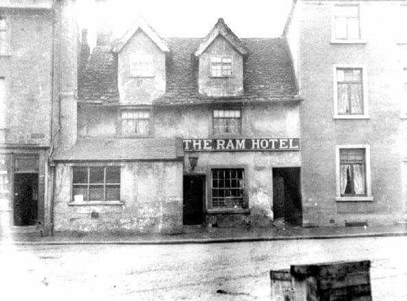 Ram Hotel 1890