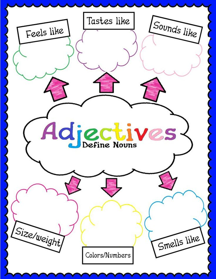 more adjectives worksheet teach adjectives adjectives live adjectives ...