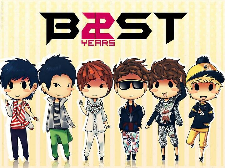76 best Kpop chibis images on Pinterest   Chibi, Bap and ...