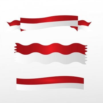 Flag Icons Decoration Icons Indonesia Day Independence Red Background White Flag Celebration August Greeting Happy Vector C Flag Decor Indonesia Flag Flag Icon