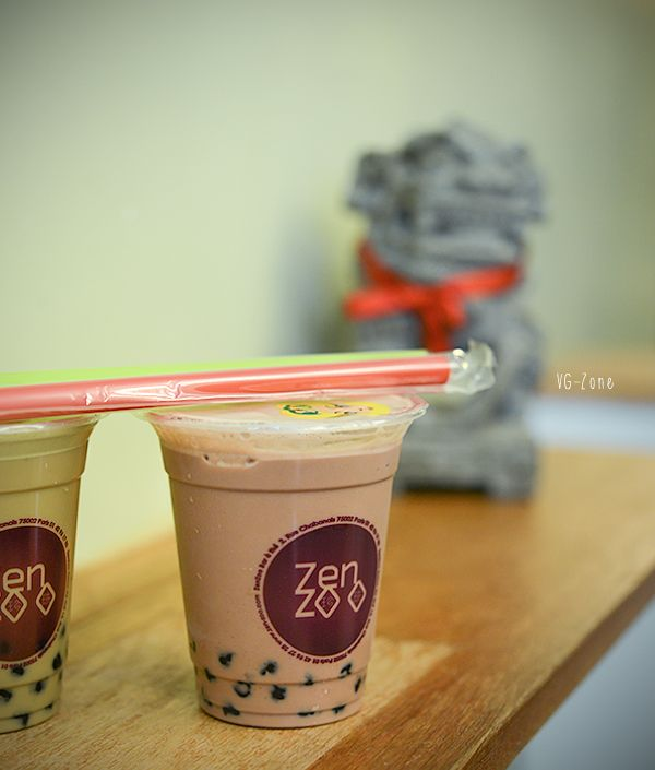 Zenzoo Bubble tea bar - Best bubble tea of Paris! - 2 rue Chabanais, 75002 Paris, France