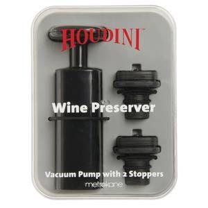 vacuum pump wine preserver