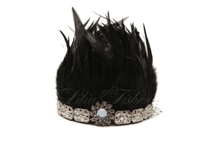 корона, купить корону, дизайнерские головные уборы, перьевая корона, доставка, эксклюзив