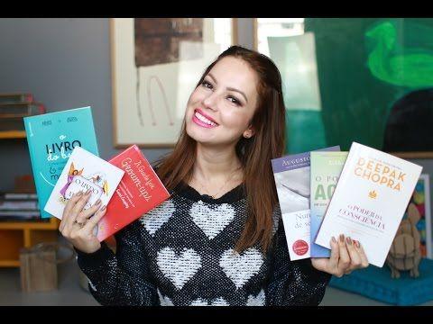 Top Livros para Motivar, Inspirar e te fazer mais Feliz   Juliana Goes   Dicas de Beleza, Saúde e Lifestyle.