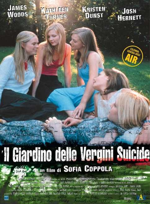 Le vergini suicide - Sofia Coppola