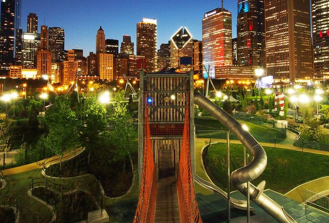 The 20 Coolest Urban Adventures in Chicago