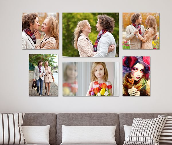 Want to Give Your Home Wall Magical Touch? Create Your own Canvas Wall Display and Hang on your wall  #Canvas #WallDiplay #HomeDecor #WallDecor #HomeImprovement