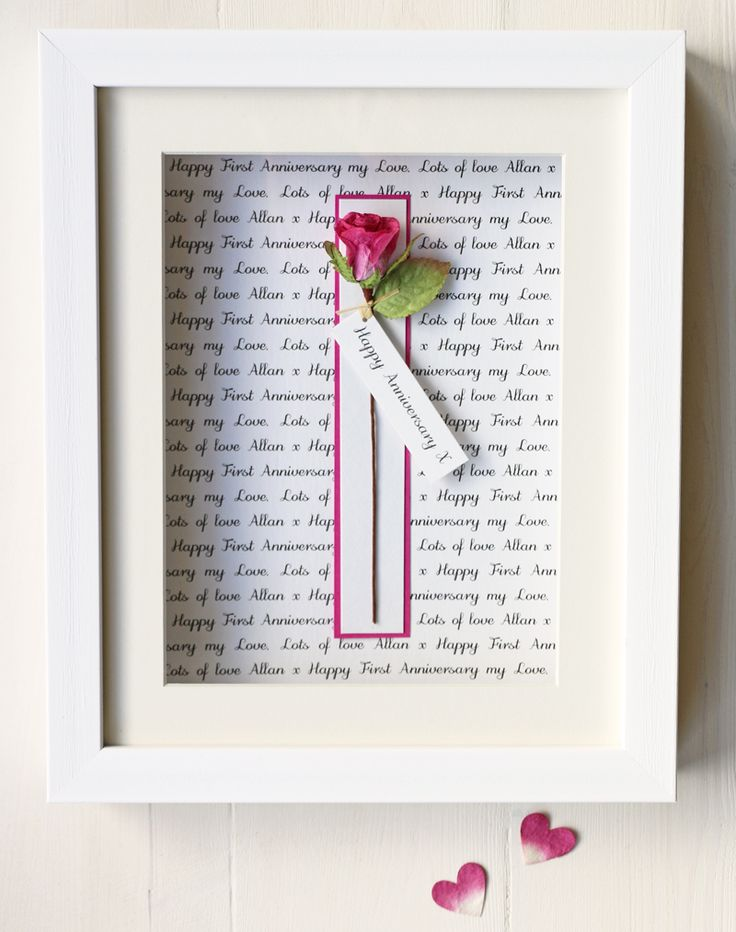 Best st paper anniversary gift ideas images on pinterest