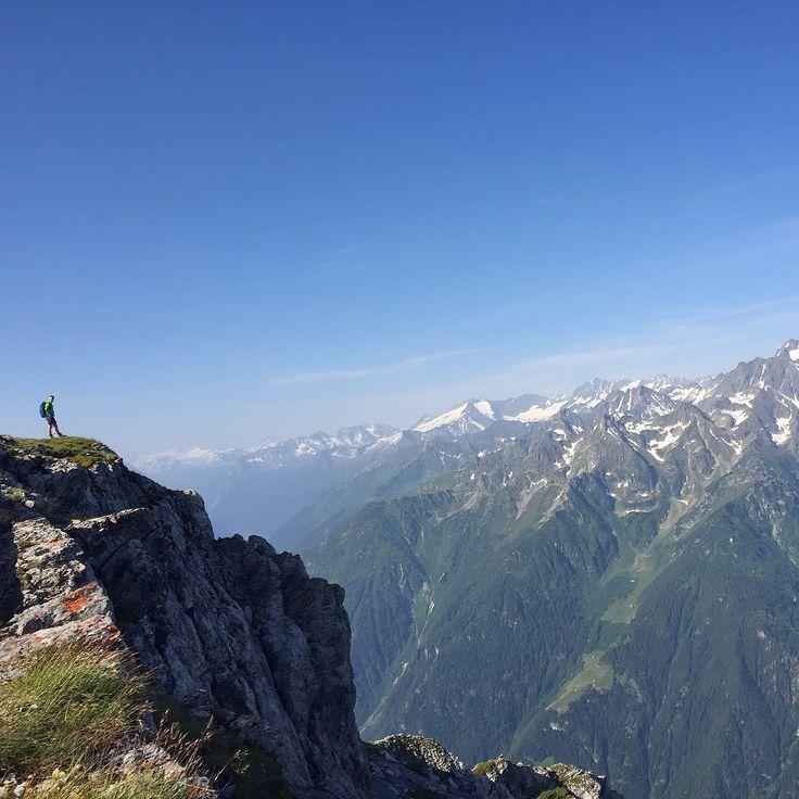 Switzerland. #hiking