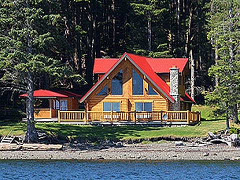 Pin by on cozy cabins cottages for British columbia fishing lodges