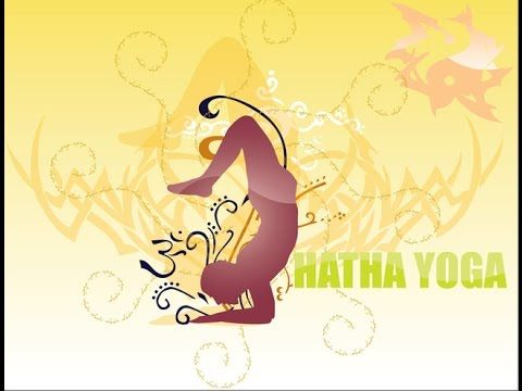 Хатха-йога для начинающих. Часть 1 - YouTube