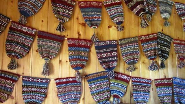 Fair Isle: Hand Knit Fair Isle Fisherman's Kep (Hat) - The Tall ...