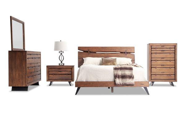 Montana Bedroom Bedroom Collections Bobs Com Furniture Rustic Bedroom Sets Discount Bedroom Furniture Sets