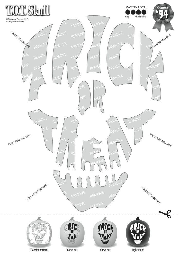 TOT Skull