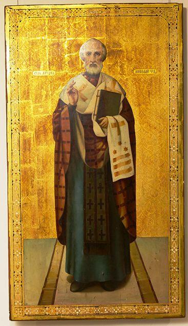 .Святой Николай Чудотворец. Святитель