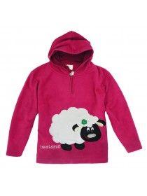 Pink Ireland Sheep Fleece