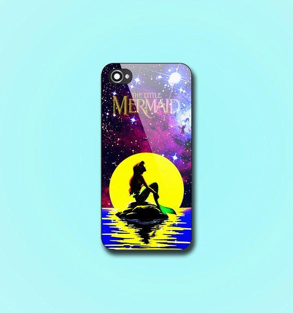 Disney The Moon Ariel The Little Mermaid  Print by PureCaseDesign, $14.00