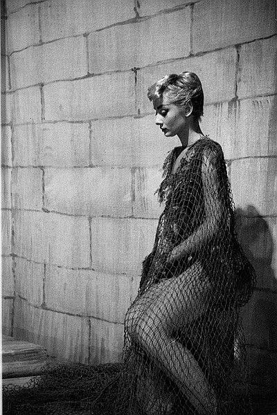 Rare Audrey Hepburn — Audrey Hepburn in the 1954 Broadway play Ondine....