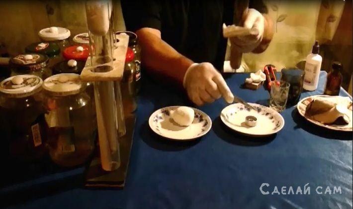 Маточный мицелий из своих грибов   Сделай Сам www.sdelay.tv