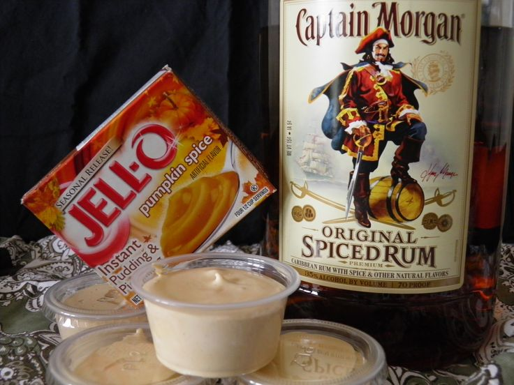 """Pumpkin has become a""""it"""" flavor of fall. I have to admit, like many people, I'm a sucker for pumpkin flavored items. So why not make pudding shots using the Jell-O Limited Edition Pumpkin Spice Pu..."""