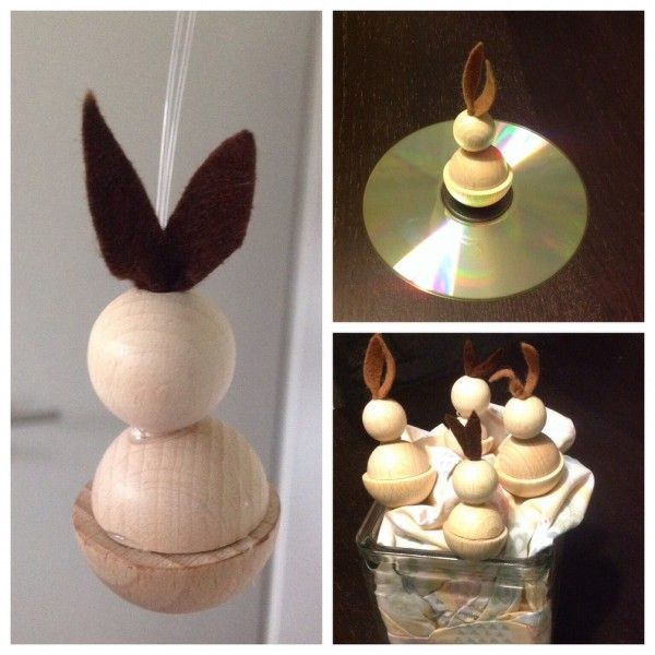 198 best ostern basteln bastelideen und deko images on pinterest craft deko and easter bunny. Black Bedroom Furniture Sets. Home Design Ideas