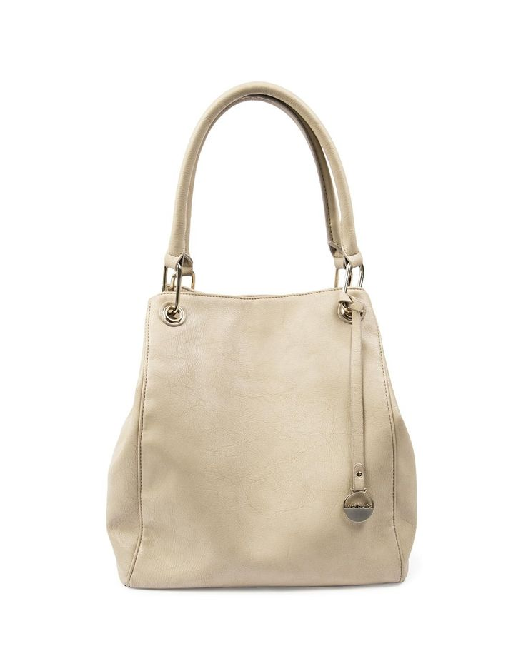 Ring Trim Hobo Bag