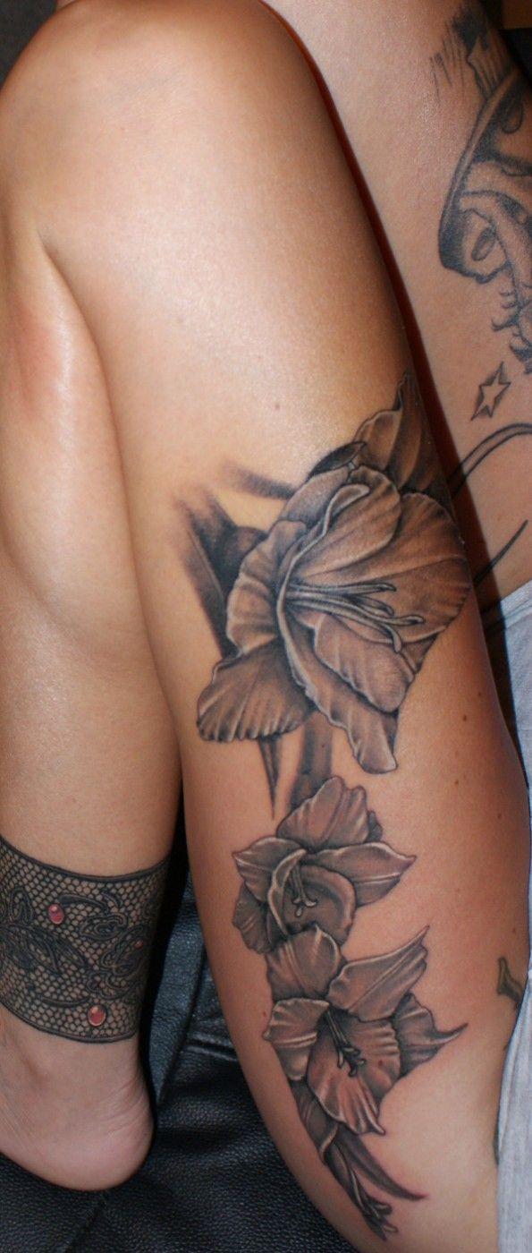 best 25+ flower leg tattoos ideas on pinterest | tattoos of