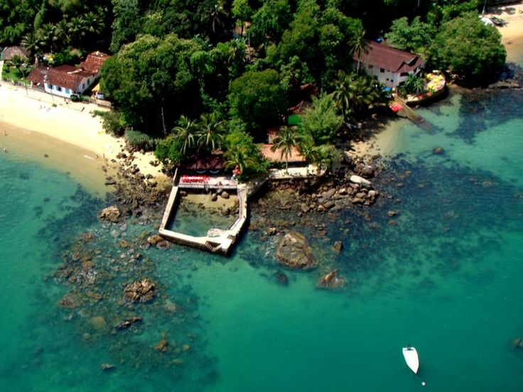 $14- private room hostel on Ilha Grande. -Aquario Pousada - Hostel in Ilha Grande & Vila do Abraão, Brazil - Lonely Planet
