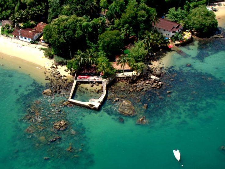 $14- private room hostel  on Ilha Grande. -Aquario Pousada - Hostel in Ilha Grande & Vila do Abraão, Brazil - Lonely Planet