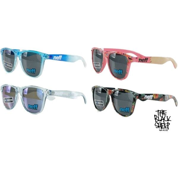 Got Your Shades Sorted For The Summer Yet? What About Some Neff Ones, Loads To Choose From Too. by blacksheepstore on Polyvore