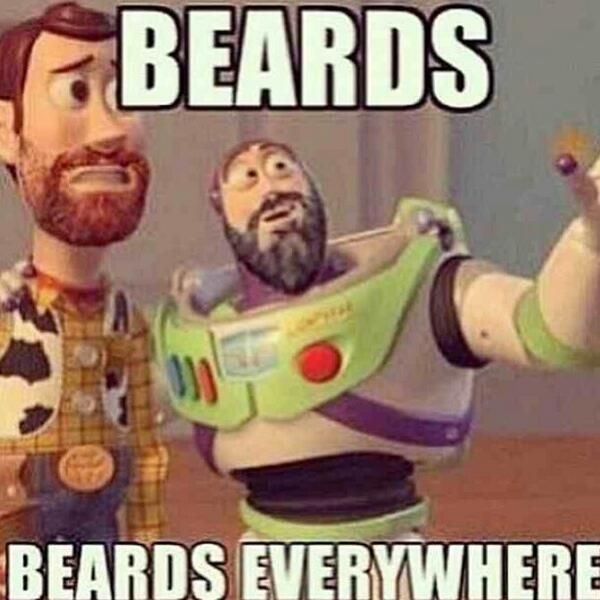 No shave November....can't wait!!