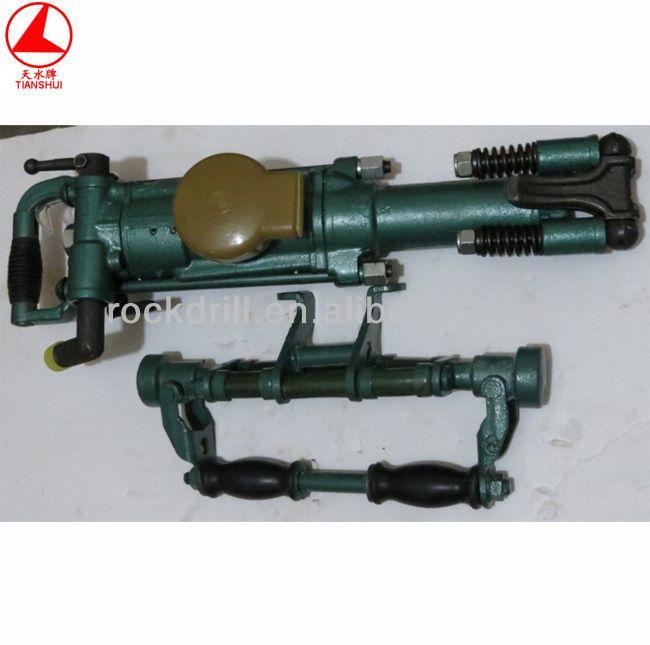 """mining machine bosch drill power tools,air compressor jack hammer,heavy duty air hammer YT24 rock drill for good sale"""