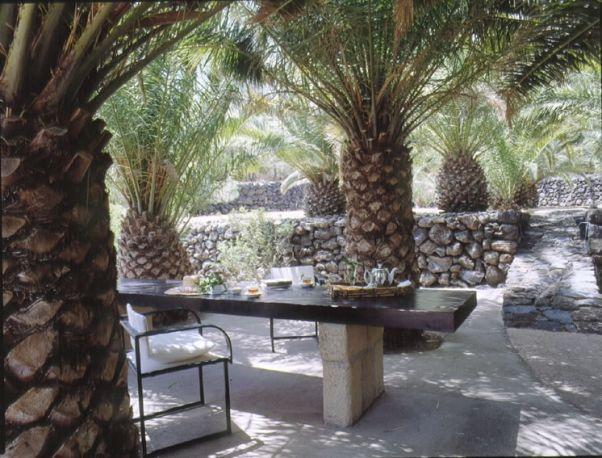 Garden Of Giorgio Armaniu0027s Home In Pantalleria, The Ancient Cossyra, An  Italian Island In
