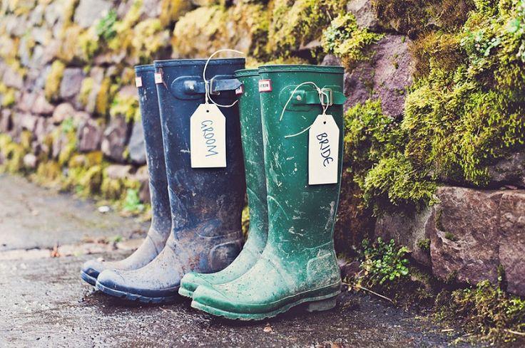 Keine Angst vor schlechtem Wetter! Tipps für eine tolle Hochzeit im Regen | Hochzeitsblog The Little Wedding Corner
