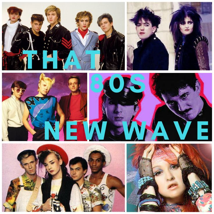 Do you love 80s new wave music join us in celebrating the
