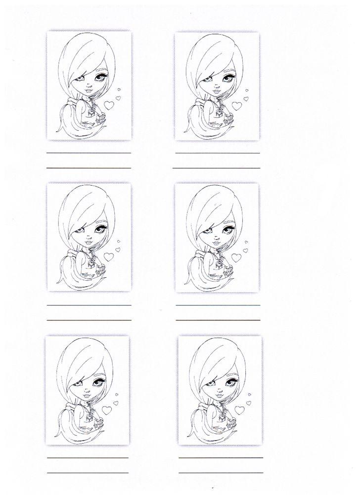243 best Copic colour Deviant Line Art images on Pinterest ...