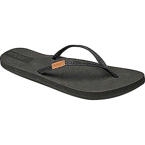 (リーフ) Reef レディース シューズ・靴 サンダル Slim Ginger Flip Flop 並行輸入品  新品【取り寄せ商品のため、お届けまでに2週間前後かかります。】 表示サイズ表はすべて【参考サイズ】です。ご不明点はお問合せ下さい。 カラー:Black/Black