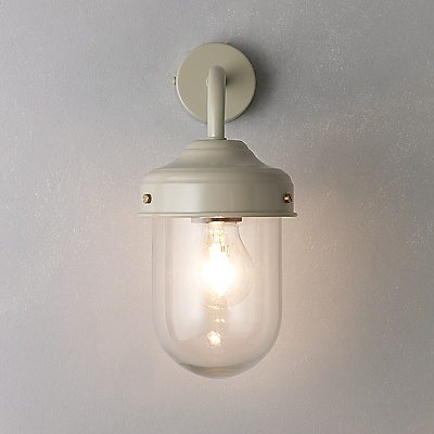 12 best outside lights images on pinterest outdoor walls sconces buy garden trading company outdoor barn lamp clay online at johnlewis john aloadofball Image collections