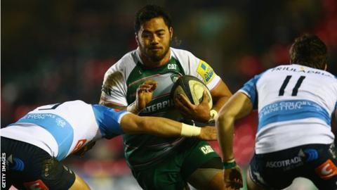 Six Nations 2016: Manu Tuilagi in England squad for Wales game