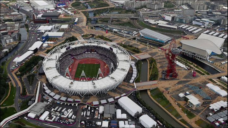 The London Olympic Stadium could become a venue for the 2019 World Cup