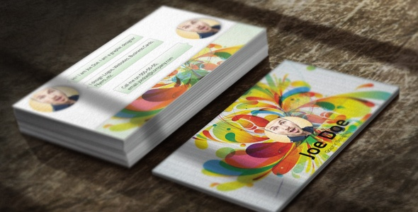 #Creative #Business #Card #template on #graphicmonk